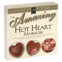 The Amazing Hot Heart Massager