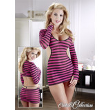 Cottelli Collection Striped Dress