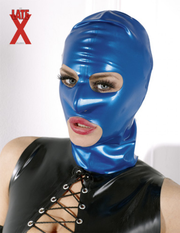 Late X Latex Mask
