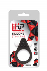LIT-UP SILICONE BLACK