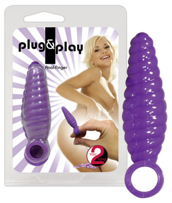PLUG & PLAY Anal Finger