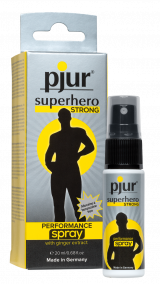 PJUR Superhero Strong Spray