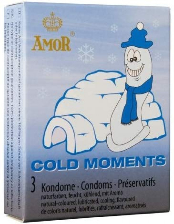 Amor Cold Moments 3