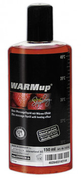 WARMup Strawberry (150 ml)