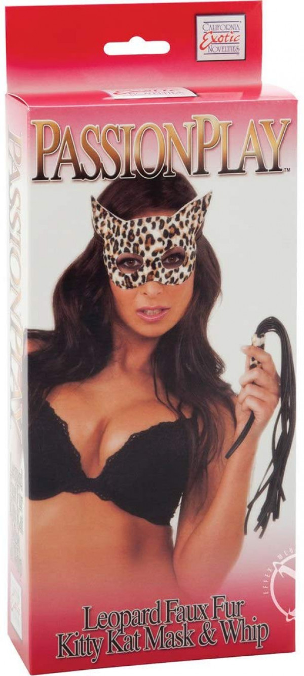 Passion Play Kitty Mask