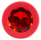 Jewel Red Plug