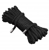 Steamy Shades Black Rope 10m