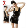 Late X Latex Dress