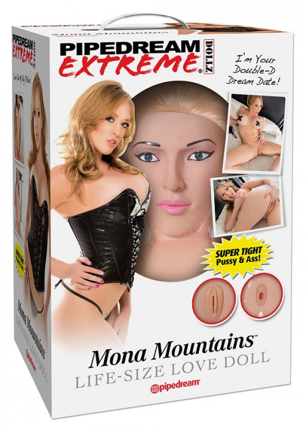Pipedream Extreme Mona Mountains Love Doll