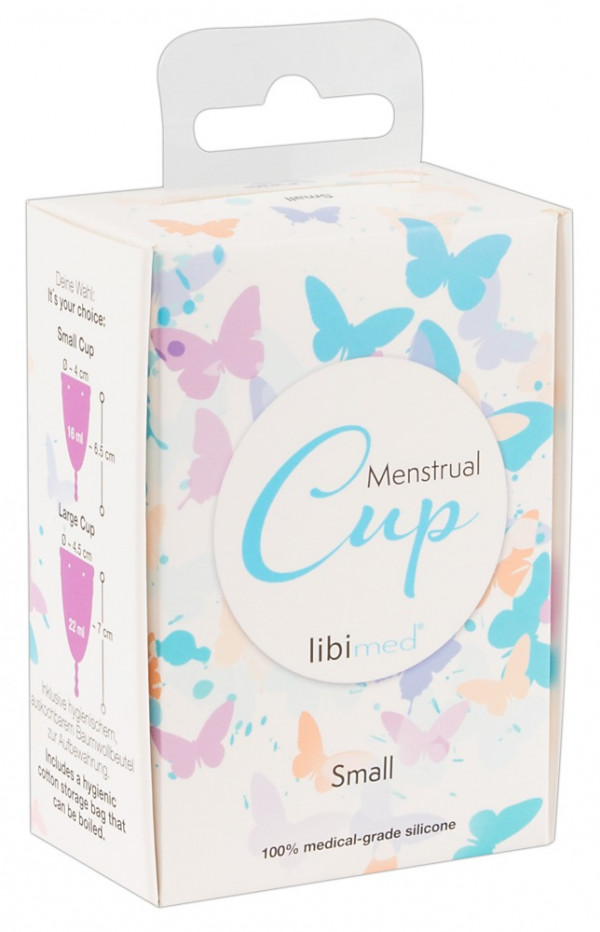 Libimed Menstrual Cup Small