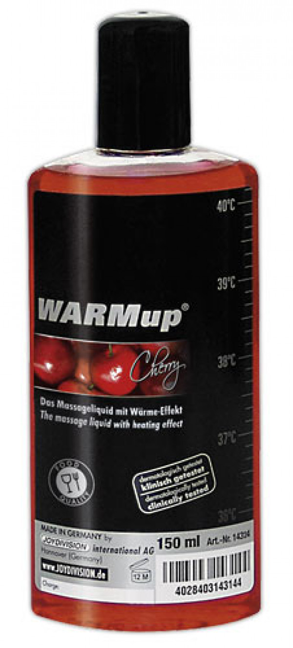 WARMup Cherry (150 ml)