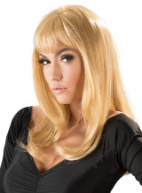Wigged Love Long Blonde Wig