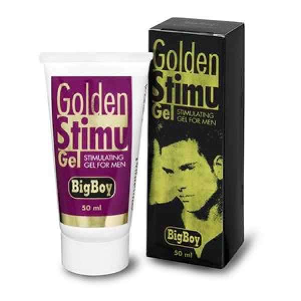 Big Boy Golden Stimu Gel
