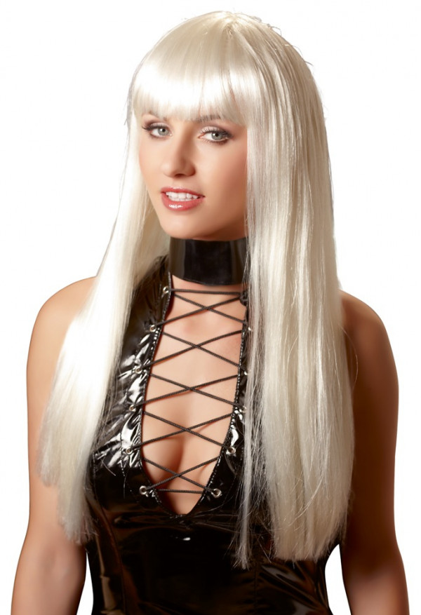 Wigged Love Platinum Blonde Wig