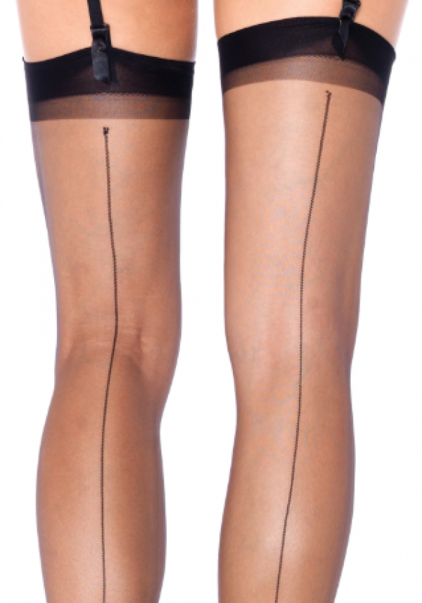 Ultra Sheer Backseam Stockings