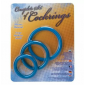 Set of Cockrings 3 psc