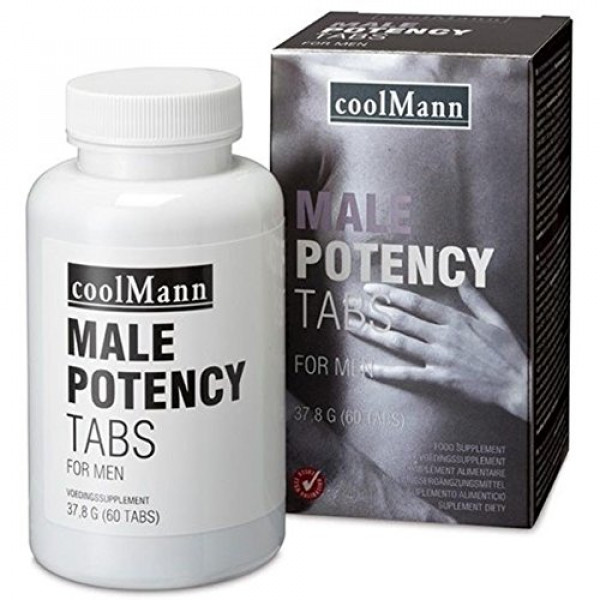CoolMann Potency