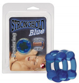 Stronghold Cock Ring Blue